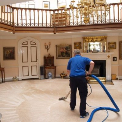 Environment-Friendly Carpet Cleaning