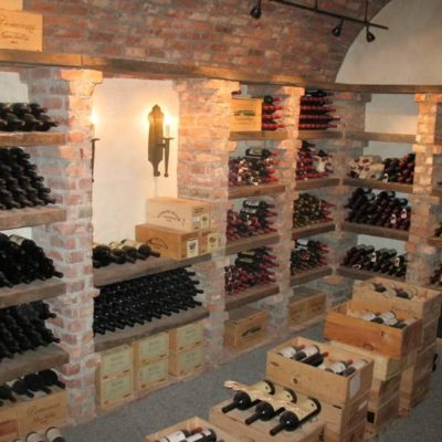 Your Custom Wine Cellar